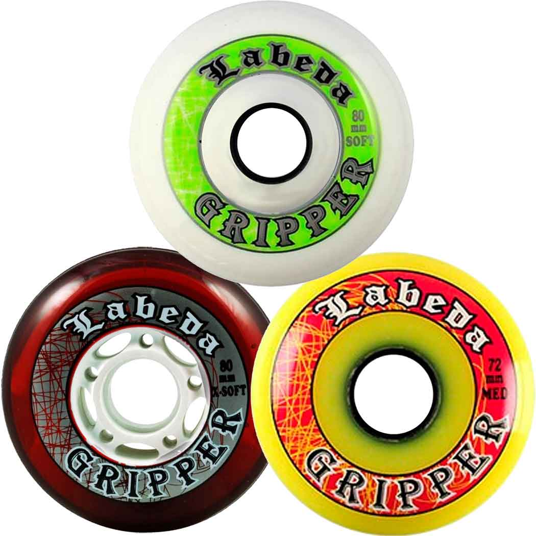 Labeda Gripper Inline Hockey Wheels