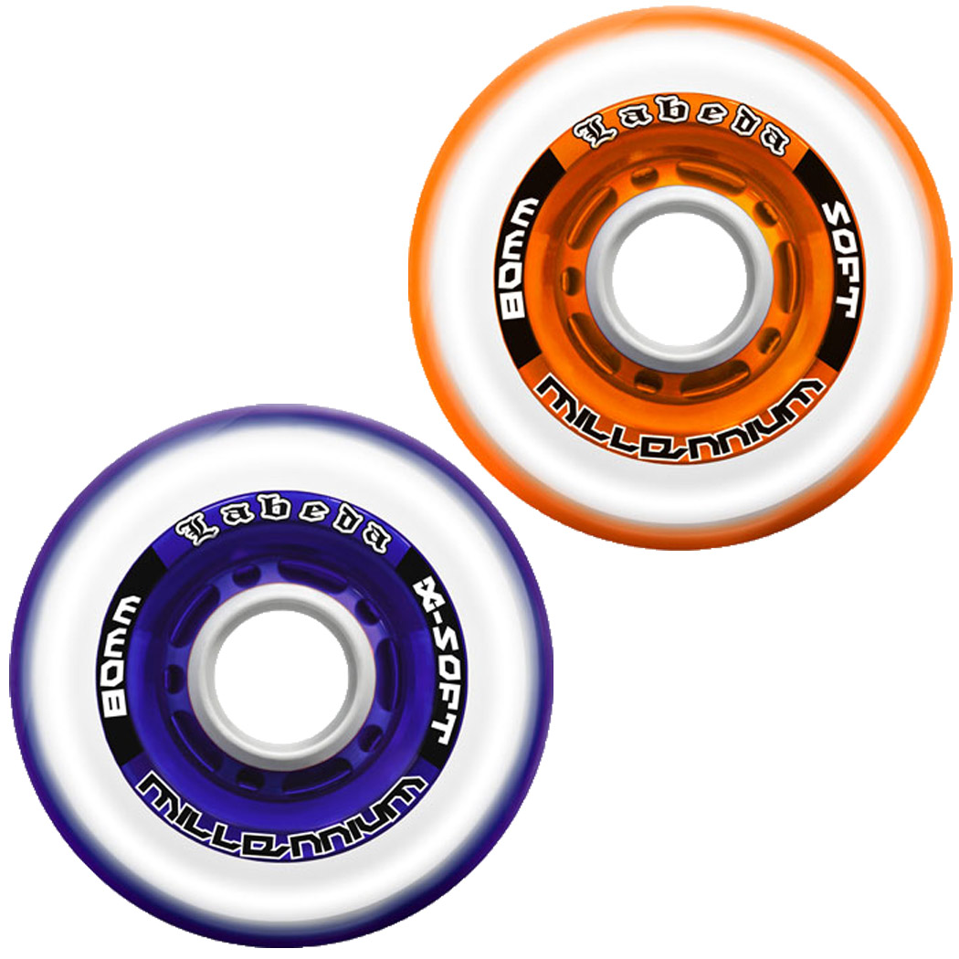 Labeda Millennium Indoor Inline Hockey Wheels