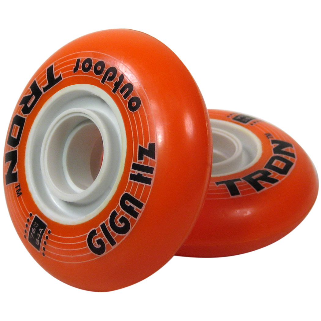 Tron Giga Hz Outdoor Inline Hockey Wheels